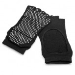 Non-slip yoga socks, open toe socks with anti-skid grip
