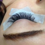 Ellipse Flat Lashes, Slim Lashes / C- & D-Curl / diameter 0.15-0.20 mm / Box with mixed lengths 7-13mm