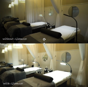 GLAMCOR Multimedia Extreme Bundle, LED Daylight Lamp (Accessories included)